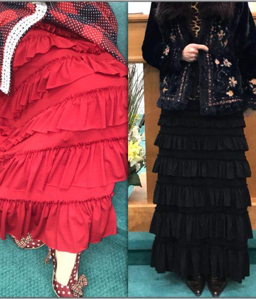 Eleganza Spring Skirt