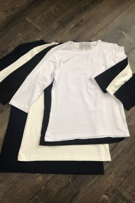 Girls Basic Layering Tee