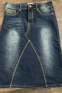 Marai'Denim Skirt